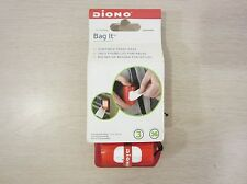 DIONO BAG IT PACK OF 3 PORTABLE TRASH BAGS, BIODEGRADABLE, 36 BAGS, FREE S&H
