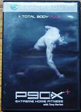 Beachbody P90X+ Total Body Plus DVD Extreme Home Fitness Tony Horton
