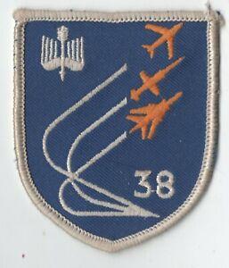 German Air Force JaBoG 38 patch, Tornado