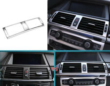 FOR BMW X5/X6 E70/E71 08-14 Chrome Interior Central Air Vent Outlet Cover Trim L
