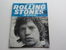 THE ROLLING STONES MONTHLY  BOOK No 16   1965   ORIGINAL  ISSUE