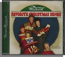 Norman Rockwell: Favorite Christmas Songs - New CD! Platters, Gene Autry, more!