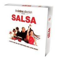 SALSA-INTRO COLLECTION 3 CD NEW!