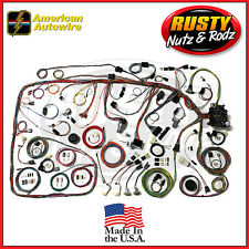 American Autowire Classic Update Series Wiring Kit 73-79 Ford Truck