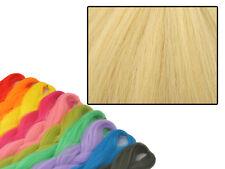 CYBERLOXSHOP PHANTASIA KANEKALON JUMBO BRAID BUTTERCREAM BLONDE HAIR DREADS