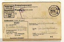 15918- Germany, 2° WW, italian I.M.I. Stalag XIII D, 12/12/1943