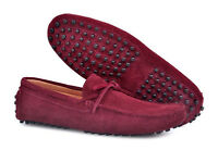 fashion Mens casual Moccasin gommino Loafer slip on Driving suede boats Shoes