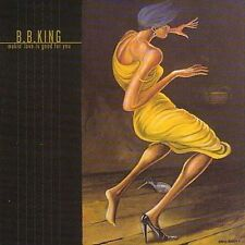 Makin' Love Is Good for You [Japan Bonus Track] by B.B. King (CD, May-2000, MCA
