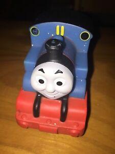 2009 Mattel Thomas The Tank Engine And Friends Thomas Rubber Bathtub Toy