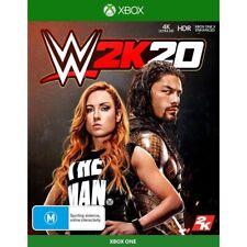 WWE 2k20 Xbox One New In Stock