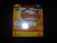 Gillette Fusion 5 Power XL 8 pack......Brand New & Sealed