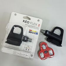 LOOK Keo Flex 2 Road Bike Clipless Pedal Black