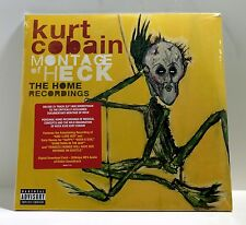 KURT COBAIN Montage Of Heck: Home Recordings 180-gram VINYL 2xLP Sealed Nirvana