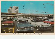LAM(Y) Miami, FL - Parking Lot and Central Tower at Miami International Airport