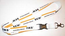 BKW Energie AG Schlüsselband Lanyard NEU (T204)