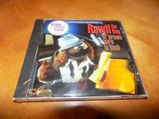 ROWLF THE DOG OL' BROWN EARS IS BACK Songs Song TV Muppet PBS Music RARE CD NEW