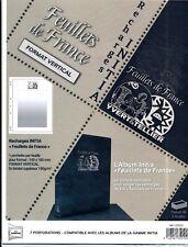 Recharges INITIA Feuillets de France, Format Vertical Ref 135010
