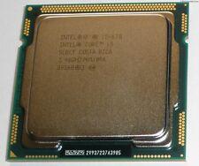 Intel Core i5-670 SOCKET 1156 STEP : SLBLT