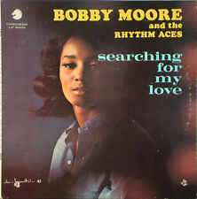 BOBBY MOORE and the Rhythm Aces – Searching For My Love 1966 MONO LP