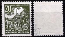 DDR 413 XI **, 20 Pf. Fünfjahrplan, gepr. Tichatzki BPP