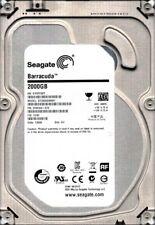 ST2000DM001 P/N: 9YN164-570 F/W: CC9F SU S1F Seagate 2TB