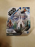 "❗2020 Hasbro Disney STAR WARS Mission Fleet AHSOKA TANO 2.75"" New IN HAND"