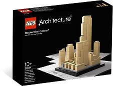 LEGO Architecture Rockefeller Center 21007 - Brand New