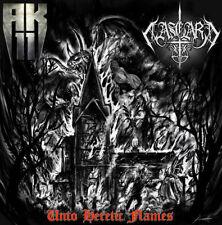 AK11 / AASGARD Heretic Flames CD  Spear Of Longinus Capricornus Destruktor Veles