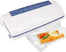 Andrew James Vacuum Sealer Food Saver Family Robust Machine with Bags