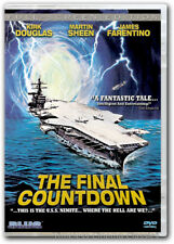 The Final Countdown DVD Full screen New Martin Sheen Kirk Douglas Katherine Ross