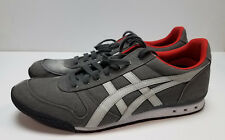 ONITSUKA TIGER Men's Ultimate 81 Dark Grey Size 12
