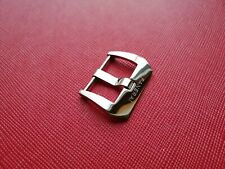 22mm POLISHED 316L STAINLESS STEEL TANG PIN BUCKLE FOR PANERAI WATCH