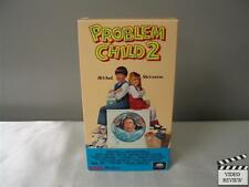Problem Child 2 (VHS, 1991) John Ritter Michael Oliver Amy Yasbeck Jack Warden
