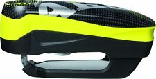 bloccadisco sonoro antifurto da moto abus detecto 7000 RS1 110 DB giallo