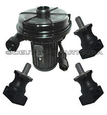Secondary Smog Air Pump / Emission Control Rubber Mount BMW E46 E60 E53 SET of 4