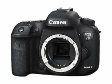"Canon EOS 7D Mark II HD 1080p 20.2MP 3"" Digital SLR Camera Body Only (312760)"