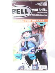 BELL Mini Shell Front Carrier in Gray, Gray Mini Shell Front Carrier, One Size