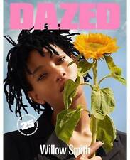 DAZED & CONFUSED Magazine Willow Smith Kate Moss  25th Anniversary  NEW