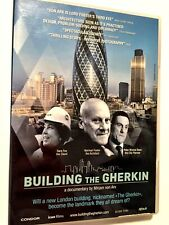 BUILDING THE GHERKIN DVD Norman Foster Mirjam Von Arx Architecture