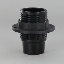 Euro Style, E12 Phenolic Candelabra Lamp Socket With Ring New 47646JB