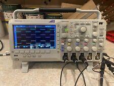 Tektronix Dpo 2024 Digital Phosphor Oscilloscope 4 Channel 200mhz 1gss