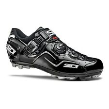 SIDI CAPE MTB Cycling Shoes Bike Cleat Shoes Black/Black Size EUR 38-46 Italy