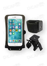 Apple iPhone 8 DiCAPac Action Set Handytasche + Armband + Fahrradhalter