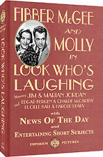Look Who's Laughing - A Fibber McGee Classic On DVD!