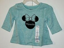 Disney Jumping Beans Infant Girls Long-Sleeve Minnie Mouse Top