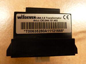 Buderus Zündtrafo UBA 3.5  GB 162