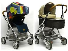 Mamas & Papas Urbo 2 Duo Pram & Pushchair Package - Atticus
