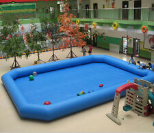 Inflatable Pool for water walking ball zorb ball and other games (4*5*0.6)M