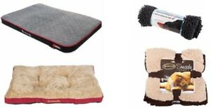 Dog Beds and Mats Scruffs Quality Dog Bedding Various Designs New