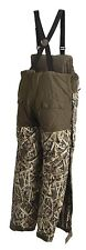 Drake Waterfowl LST Insulated Bibs 2.0 Blades Camo Hunting Winter Size Small New
